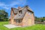 Neubau in der Westerheide: Luxuriöses Einzelhaus unter Reet in begehrtester Lage - BILD