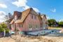 Neubau Ferienwohnung unter Reet  in schöner Lage in Wenningstedt - BILD