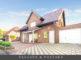 Großzügiges Einfamilienhaus in ruhiger und zentraler Lage von Niebüll (Passivhaus) - TITELBILD